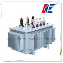 Transformador lleno de aceite de alta calidad transformador
