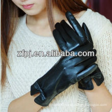 new style fashion classic thin leather gloves in europe