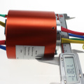 Yumo Bore Size 25.4mm 12wires 10A Through Bore Slip Ring