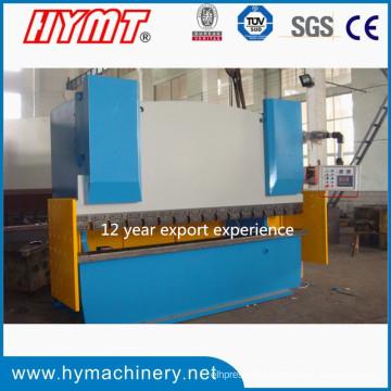 Wc67y-125X2500 Prensa dobradeira hidráulica com função de dobra
