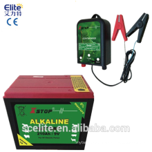 High quality Electric fence 9V battery for solar electric fence energizer