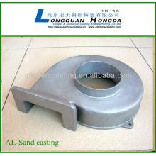 Alta qualidade de alumínio a356-t6 morrer peças de fundição