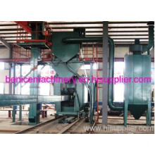 Pipe Blast Cleaning Production Line
