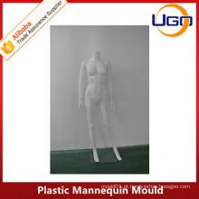 Molde de manequim plástico de plástico FEMALE
