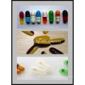 Machine d'emballage pharmaceutique automatique à capsule dure, imprimante capsule, machine à imprimer capsule, lettre imprimée capsule