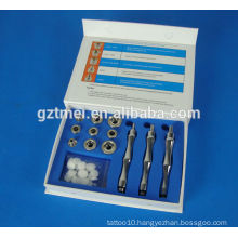 Full set of microdermabrasion diamond head TM-PT01 one box