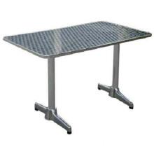 aluminium tables