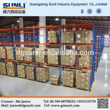 Venda quente China fornecedor Metal armazém Racks para armazenagem