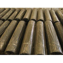 6m Warp Knitted Polyester Geogrid High Intensity For Roadbe
