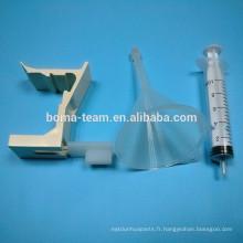 Outils de nettoyage de tête d'impression pour kits de nettoyage de tête d'impression HP81 HP83 HP705 HP90 HP80
