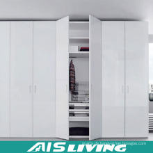Hot Selling Schlafzimmer Kleiderschrank Schrank Designs für Großhandel (AIS-W026)