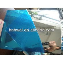 Folha de alumínio de excelente acabamento de espelho