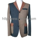 men\'s fashion wool suit