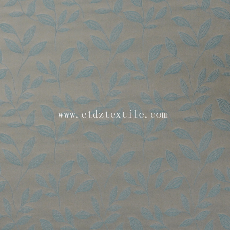 Hot Popular Jacquard Curtain Fabric WZQ187