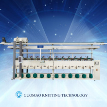 auto fully high speed yarn winding machine GUOSHENG