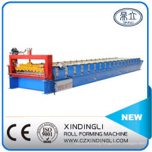 High Quality Trapezoidal Profile Roof Sheet Roll Forming Machinery