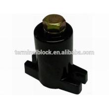 Сл-2540 Тайвань винт M8 Шинопровод Кабельный зажим электроизоляторы