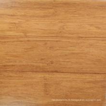 2016 vente chaude Haute Résistance à la compression brin tissé plancher en bambou massif doré