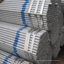 Гальванизированная стальная труба BS1387 & ASTM & JIS