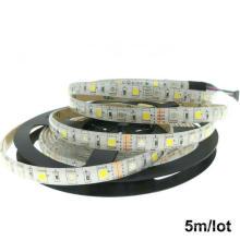 Luz de tira impermeable del LED RGBW de DC12V flexible con precio de fábrica
