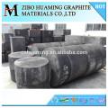 fine-grain graphite block for machining graphite products