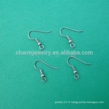 BXG016 vente en gros Boucles d'oreilles en acier inoxydable