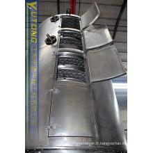 Machine de séchage à disque pour poudre et granulés