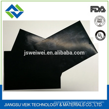 Black color teflon sheet in 0.32mm thick