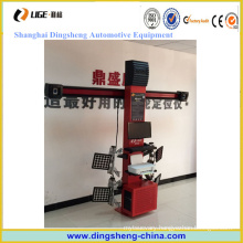 Factory Wheel Alignment Machine Software