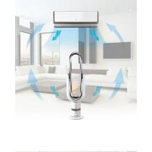 Liangshifu Home appliance 18 pouces écran tactile ventilateur sans lame de circulation d'air électrique