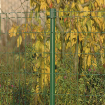 Bester Bewertung PVC Coated Euro Fence