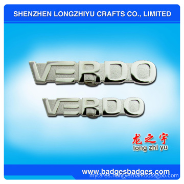 Silver Letter Logo Badge (LZY-0001087)