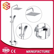 bathroom shower mixer set rain head shower tap set