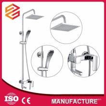 ванная комната смеситель для душа установить дождь душевая головка кран комплект