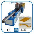 Passé CE et ISO YTSING-YD-7124 plein automatique en alliage d'aluminium Rolling rouleau porte porte formant la machine