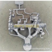 ODM for Motorcycle Die Casting Die HPDC Redirector or Steering Parts Die export to Bolivia Factory