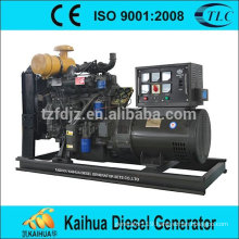 China brand 10kw to 150kw generator approved by CE, ISO