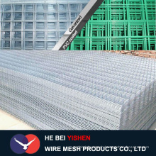 Cheap Price Galvanized Wire Mesh Panels /Welded Wire Fence Panels manufacture