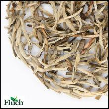 EU Standard Chinese Jasmine Flower Scented Tea Fujian White Tip Sliver Needle Or Bai Hao Yin Zhen