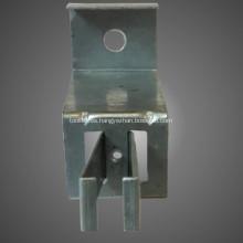 Perfil de canal de techo C / U / T perfiles perfilado máquina