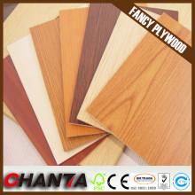 Bunte Melamin-Brett für Möbel, Qualität Melamin MDF Brett
