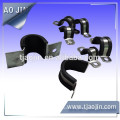 bicycle saddle clamp