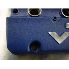 Revestimento em pó de textura rugosa para peças industriais