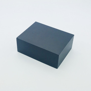 Black simple packaging electronics box