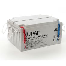 Batería de almacenamiento de plomo-ácido de gel de mantenimiento gratuito