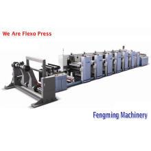 Roll-to-Roll-Flexodrucker