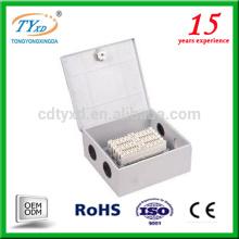 elektrische 3 12 24-Wege-Verteilerkastenbox