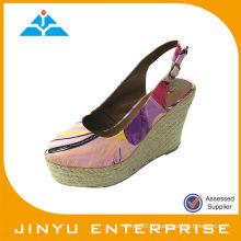 Pompes à chaussures 2014 Sandales