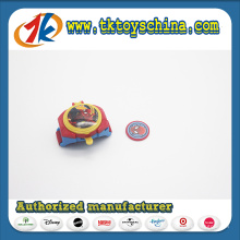 Juguetes promocionales Mini Watch Shooter Disc Flying Toys para niños