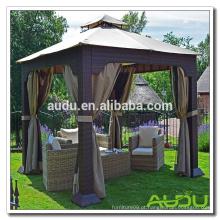 Audu Chinese Gazebo, Gazebo Tent 4x4, tela impermeável para gazebo